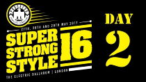PROGRESS Chapter 49: Super Strong Style 16 (Day 2) Sehen Kostenlos